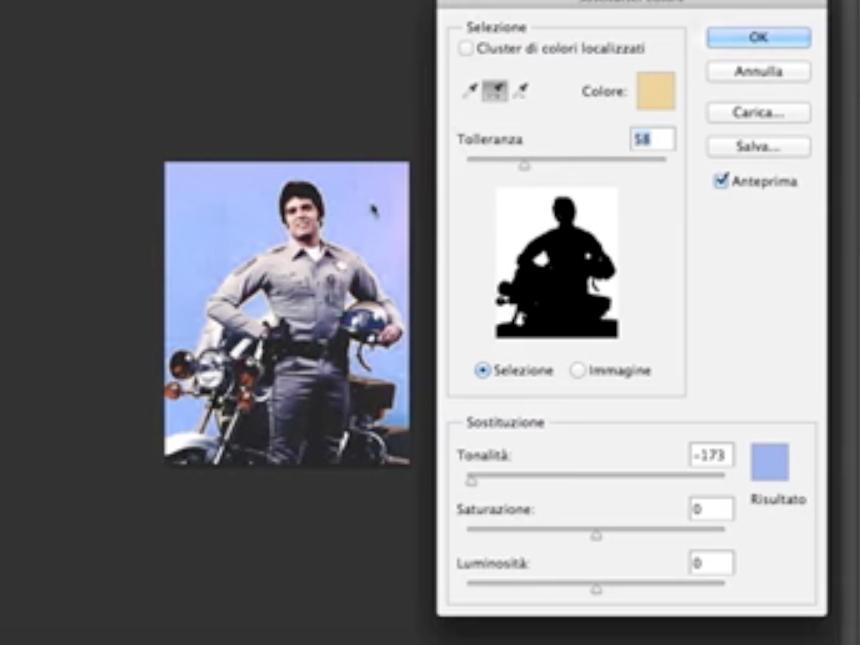Ritoccare su un livello separato con photoshop corsi di for Planimetrie domestiche di un livello