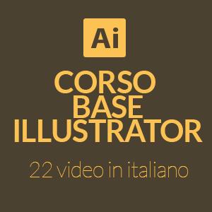 corso base illustrator
