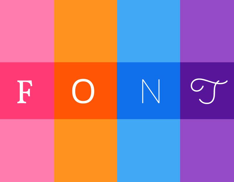 Quale font usare per il web